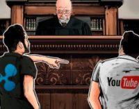 Криптовалютная компания подала в суд на Youtube из-за мошеннических видео на платформе