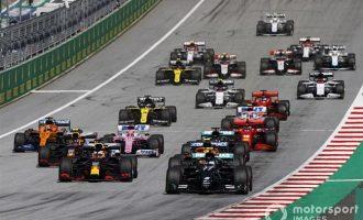 Формула 1. Валттери Боттас – победитель Гран-при Австрии