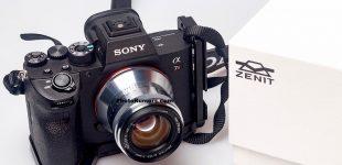 Фотогалерея дня: объектив Zenitar 35mm f/2 с креплением Sony E