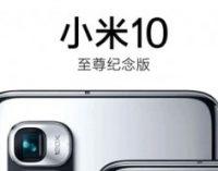 Опубликованы фотографии смартфона Xiaomi Mi 10 Ultra